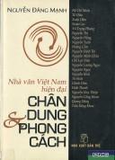 Nhà văn Việt Nam hiện đại – Chân Dung và Phong Cách
