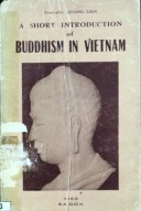 A Short Introduction of Buddhism in Vietnam