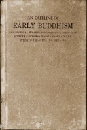 An Outline Of Early Buddhism
