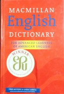 Macmillan English Dictionary