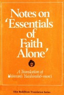 Notes On 'Esentials Of Faith Alone'