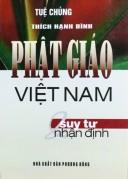 Phật Giáo Việt Nam – Suy Tư & Nhận Định