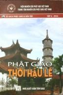 Phật giáo thời hậu Lê