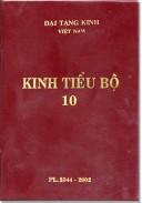 Kinh Tiểu Bộ tập 10