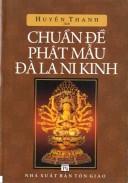 Chuẩn Đề Phật Mẫu Đà La Ni Kinh
