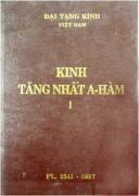 Kinh Tăng Nhất A Hàm tập 1