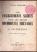 Les Enseignements Secrets dans les Sectes Bouddhistes Tibétainnes