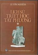Lịch sử Triết học Tây phương Tập 1