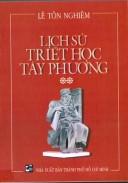 Lịch sử Triết học Tây phương Tập 2
