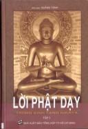 Lời Phật dạy trong kinh tạng Nikaya-tập1