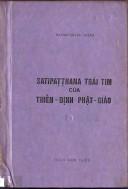 Satipatthàna-Trái tim của Thiền định Phật Giáo