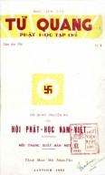 Tạp chí Phật học Từ Quang