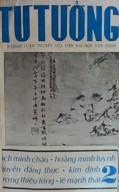 Tạp chí Tư Tưởng