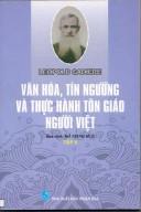 Văn hóa tín ngưỡng và thực hành tôn giáo người Việt tập II