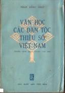 Văn học các dân tộc thiểu số Việt Nam
