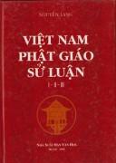 Việt Nam Phật giáo sử luận I II III